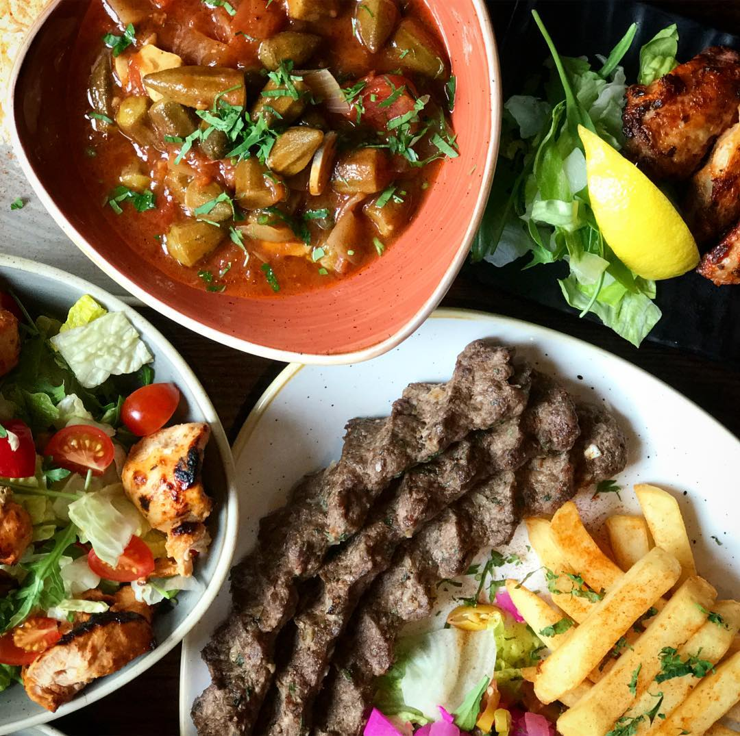 Massis Lebanese Grill & Bar