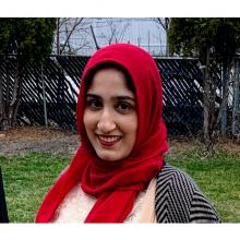 Female Student, Zainab, seeking flatmate in London