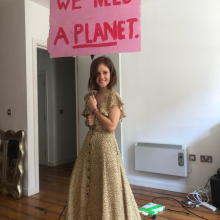 Female Student seeking roomshare in Hackney