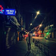 Student seeking roomshare in London