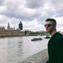 Freelancer/self employed, David, seeking flatmate