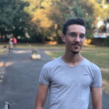 Student, Sebastian, seeking flatmate in Kingston Upon Thames