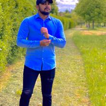 Male Student, Phanindhra praveen, seeking flatmate in West London