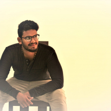 Male Student, Manoj, seeking flatmate in London