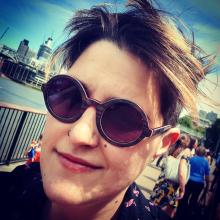Female Professional, Konstantina, seeking flatmate in West London