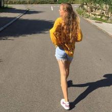 Female Student, Nevia Schultheiss, seeking flatmate in Soho