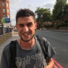Male Freelancer/self employed, Stoyan Stoyanov, seeking flatmate in West London