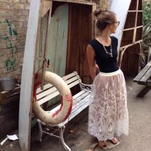Female Professional, Martina, seeking flatmate in Dalston