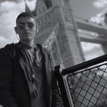 Male Other, Alexis, seeking flatmate in London