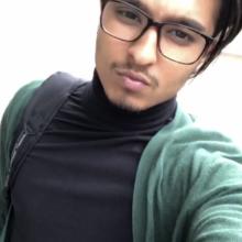 Male Student, Lorenzo Shahriar, seeking flatmate