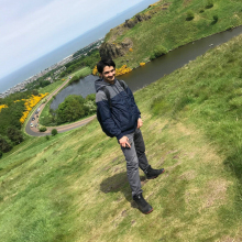 Male Other seeking roomshare in City Of Edinburgh