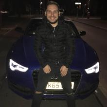 Male Professional, GiurcaStefan Robert, seeking flatmate in London