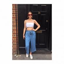 Female Student, Elisa, seeking flatmate in Harrow