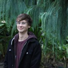 Male Student, Lucas, seeking flatmate in Glasgow