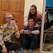 Male Student seeking roomshare in AB25 3AH