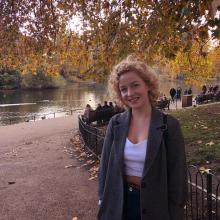 Female Student, Paulina, seeking flatmate in Streatham
